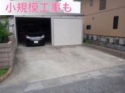 駐車場ビフォア